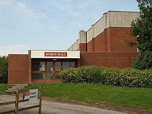 Seale-Hayne College - Sports hall