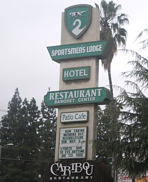 Sportsmen's Lodge - Sportsmen's Lodge, Studio City, CA