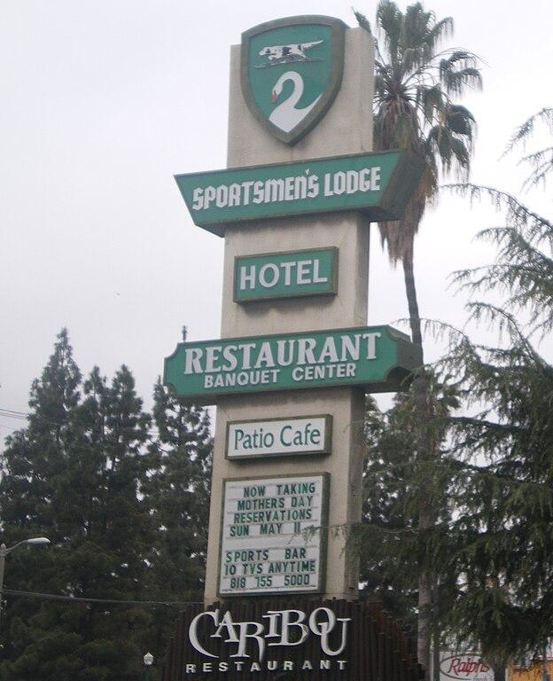 Sportsmen S Lodge Hotel Studio City