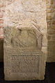 Stèle funéraire de Iulia Censorina - Musée romain d'Avenches.jpg