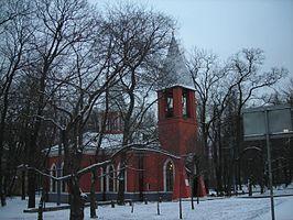 Церковь Рождества Иоанна Предтечи на Каменном острове