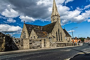 Ringsend - St. Patrick's Church in Ringsend