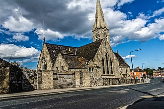 Ringsend - St. Patrick's Church in Ringsend