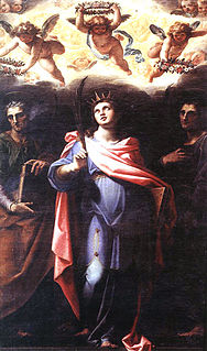 Nereus, Achilleus, Domitilla, and Pancras