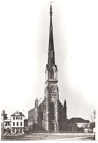 Christopher Werner - Image: St Matts 1883
