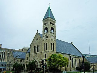 St. Ambrose Cathedral (Des Moines, Iowa) Church in Iowa, United States