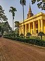 St John's Church, Kolkata road towards church entry IMG 20181229 142340.jpg