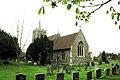 St John the Baptist, Pampisford, Cambs - geograph.org.uk - 333981.jpg