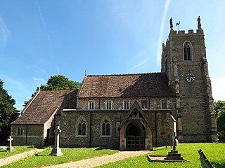 St Margarets Church, Abbotsley Church in Cambridgeshire, England