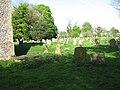 St Mary's church - churchyard - geograph.org.uk - 1270654.jpg