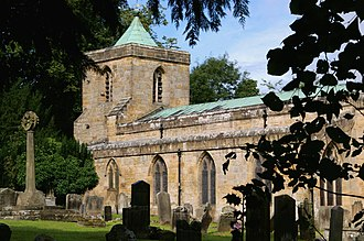 Morpeth, Northumberland - The ancient parish church of St Mary the Virgin