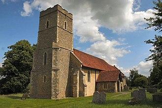 Elmsett - Image: St Peter's Church, Elmsett geograph.org.uk 472525