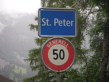St Peter signs.JPG