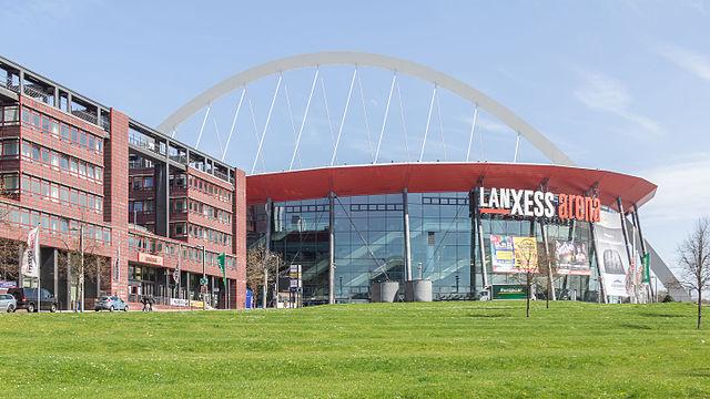 Lanxess Arena Koln Hotel
