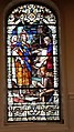 Stained glass window -Louis IX-New Orleans St Louis Cathedral.jpg