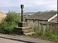 Stainland Cross, Stainland - geograph.org.uk - 254553.jpg