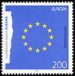 Stamp Germany 1995 MiNr1791 Europafahne.jpg