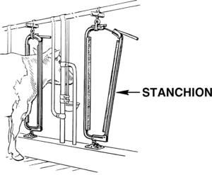 Stanchion - Stanchion