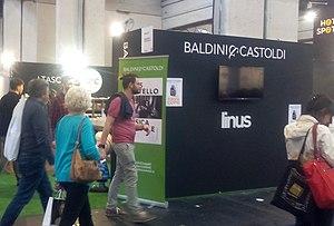 Baldini & Castoldi - Image: Stand edizioni baldini e castoldi salone del libro 2016