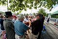 Star Spangled Banner National Historic Trail in Bladensburg Ribbon Cutting (14379616041).jpg