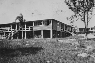 Woolloongabba - Diamantina Hospital for Chronic Diseases, 1920