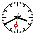 Station Clock.svg