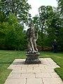 Statue at Bodnant Gardens - geograph.org.uk - 804541.jpg