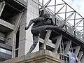 Statue at Lion Gate-Twickenham Stadium.jpg