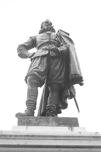 Jan Pieterszoon Coen - Statue of Jan Pieterszoon Coen, Hoorn