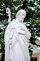 Statue of Saint-Benedict in Virginie.jpg