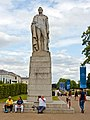 Statue of William IV in Greenwich Park, London.jpg