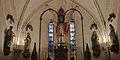 Statues in the choir Saint-Éloi.jpg