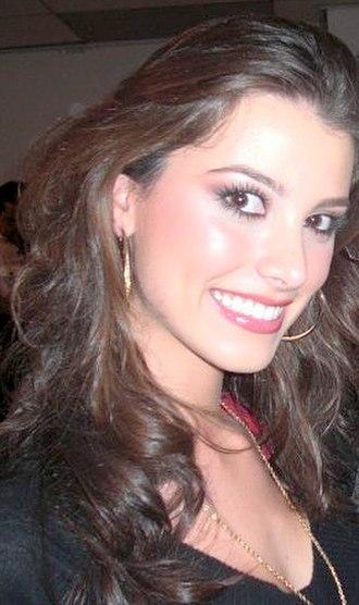 Miss Universe 2009 - Miss Universe 2009, Stefanía Fernández