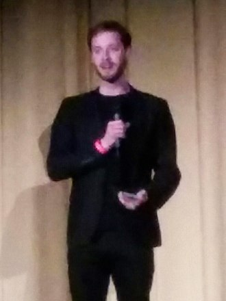 Closet Monster (film) - Director Stephen Dunn at a screening of the film in 2016