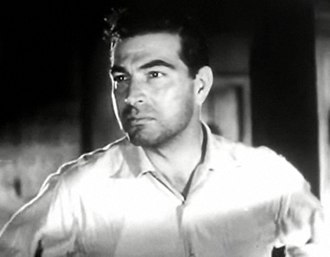 Stephen McNally - in Split Second (1953)