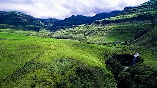 Mvoti to Umzimkulu Water Management Area
