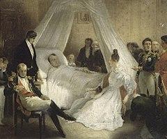 napoleon-bonaparte-mort