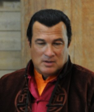 English: Steven Seagal