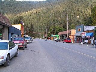 Stewart, British Columbia District municipality in British Columbia, Canada