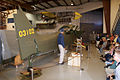 Stinson L-1 Vigilant RRear InRestoration FOF 19Feb2010 (14404250427).jpg