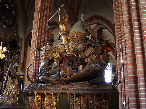 Stockholm-Storkyrkan (St.Georg)