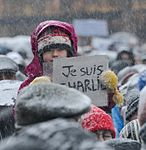 Stockholm rally in support of Charlie Hebdo 2015 07.jpg