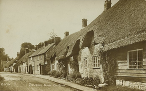 Stockton, Wiltshire - Image: Stockton, Wilts, c. 1910