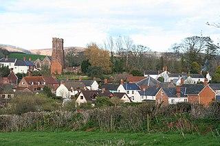 Stogumber Human settlement in England