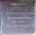 Stolperstein Köln, Egon Schier (Naumannstraße 4).jpg