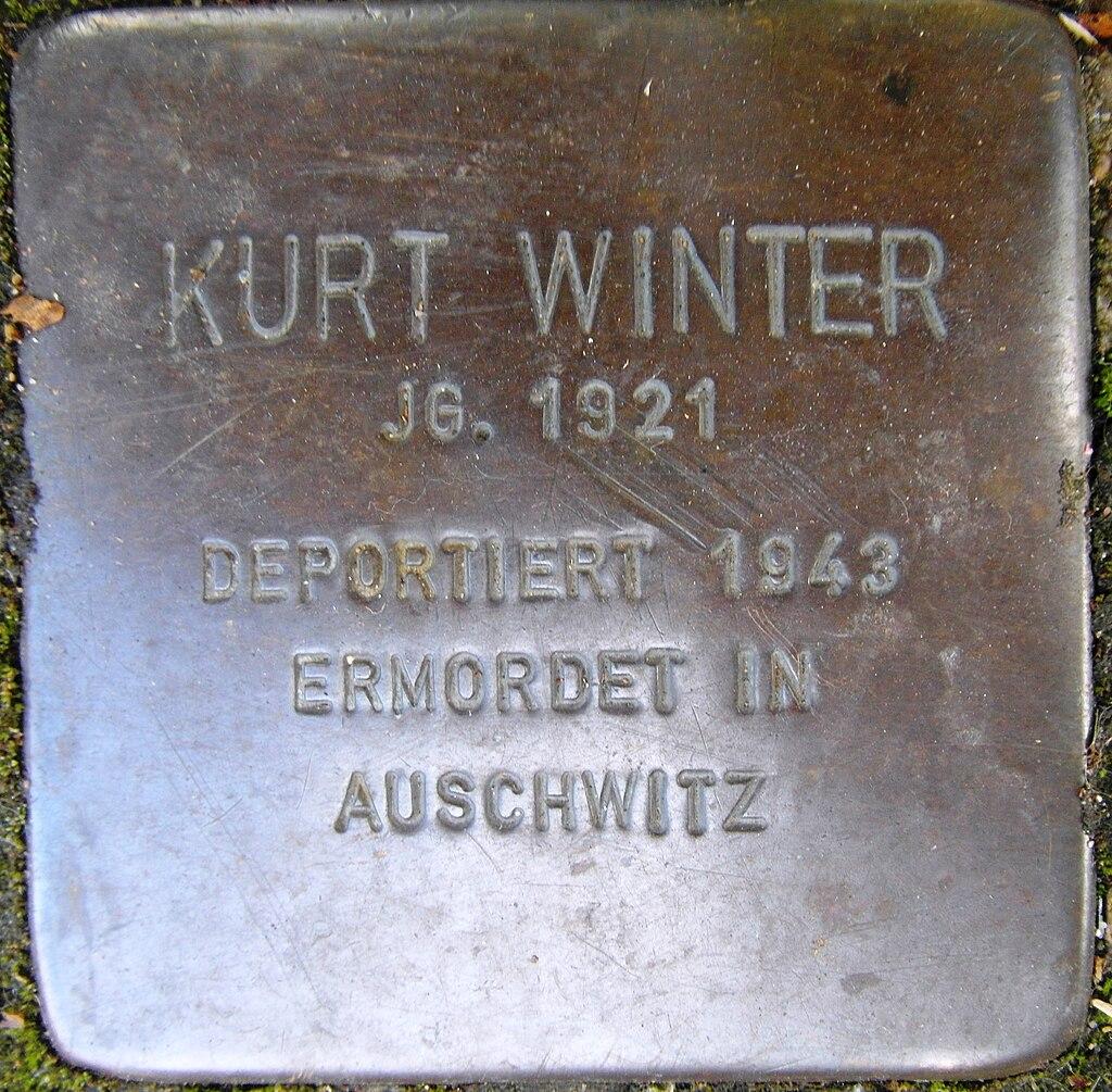 Stolperstein Kurt Winter Lennestadt-Altenhundem.jpg