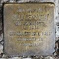 Stolperstein Pariser Str 15 (Wilmd) Cilli Jennsen.jpg