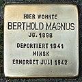 Stolperstein Verden - Berthold Magnus (1898).jpg