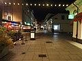 Stora Brogatan, Borås in the evening.jpg