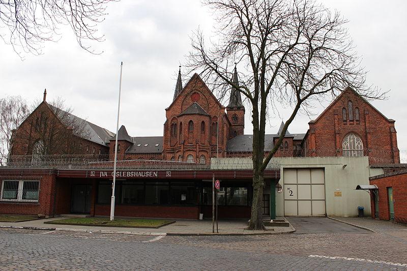 File:Strafanstalt Oslebshausen, Justizvollzugsanstalt Oslebshausen in Bremen.jpg